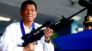 Philippines' Duterte vows to continue 'chilling' war on drugs [Video]