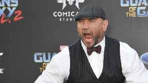 News video: Dave Bautista Defends James Gunn On Twitter
