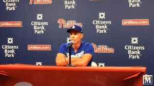 VIDEO: Does Chase Utley think about being a Hall of Famer? [Video]