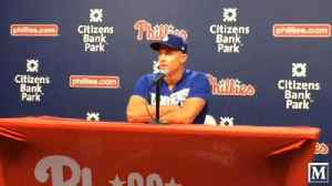 VIDEO: Chase Utley on what's next for him after his playing days are over [Video]