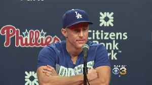 Philly Farewell: Chase Utley Set To Play His Final Regular-Season Series In Philadelphia [Video]