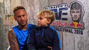 """Neymar: """"I couldn't look at a football"""" after the World Cup [Video]"""
