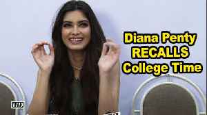 Diana Penty RECALLS her College Time: I used to BUNK Classes [Video]