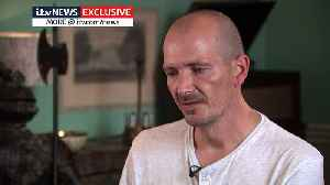 Charlie Rowley gives special interview after Novichok attack [Video]