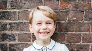 In His Newest Birthday Portrait, Prince George Looks So Happy and Ready to Rule [Video]