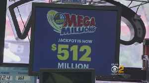 News video: Mega Millions Jackpot To Be 5th Largest Drawing