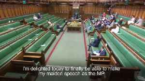 Jared O'Mara thanks MPs for their patience in maiden speech [Video]