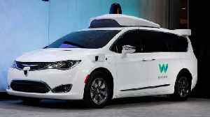 Walmart Partners With Google's Self-Driving Cars [Video]