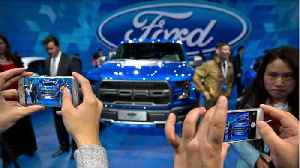 Ford Forms Subsidiary For Autonomous Vehicles [Video]