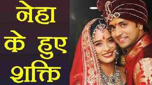 TV Actor Shakti Arora and Neha Saxena get MARRIED | Boldsky [Video]
