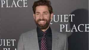 John Krasinski Remembers Losing Captain America Role [Video]