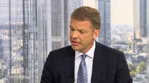 Sewing `Confident' About Deutsche Bank Fixed Income Trading [Video]