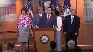 Congressional Leaders To Meet The President [Video]