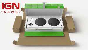 Microsoft Reveals Accessible Packaging for Xbox Adaptive Controller [Video]