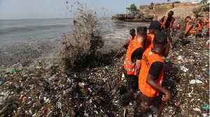 Dominican Republic Slammed By Waves Of Garbage [Video]