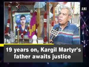 19 years on, Kargil Martyr's father awaits justice [Video]