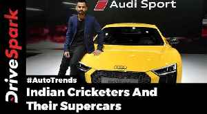 Indian Cricketers And Their Supercars | Must See - DriveSpark [Video]