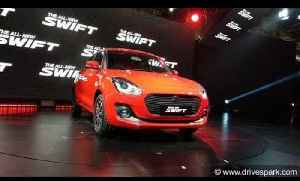 Auto Expo 2018 - New Maruti Swift 2018 Price, Mileage, Specifications, Features - DriveSpark [Video]