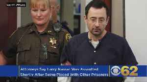 Larry Nassar Files Appeal for Re-sentencing, Says He Was Attacked in Prison [Video]