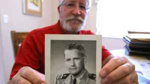 Son recounts 50-year odyssey for remains of Dad & crew killed in Cold War plane crash [Video]