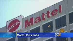 Mattel To Cut 2,200 Jobs, Blames Toys 'R' Us For Lost Revenue [Video]