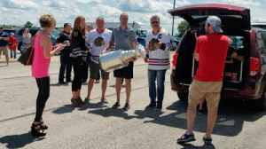 Stanley Cup comes to St. John [Video]