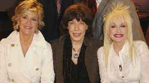Where Jane Fonda, Dolly Parton and Lily Tomlin Are 38 Years After '9 to 5' [Video]