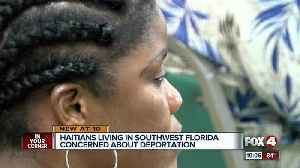Local Haitians worry about Temporary Protection Status [Video]