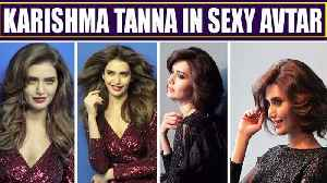TV actor Karishma Tanna looks HOT in her latest Photoshoot; Watch Video | Boldsky [Video]