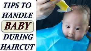Parenting Tips: Precautions to take during Baby's Haircut | Boldsky [Video]
