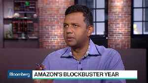 Amazon Building a Snowball Effect With Momentum, Boomerang CEO Says [Video]