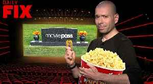 MoviePass Might Have Run Out of Time [Video]