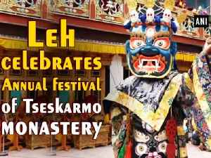 Leh celebrates Annual festival of Tseskarmo monastery [Video]