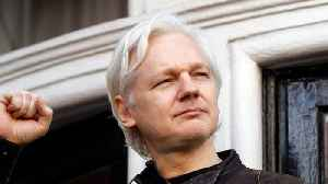 Julian Assange To Be Removed From Ecuador Embassy In London [Video]