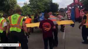 Plane Makes Emergency Landing On Busy Chicago Road [Video]