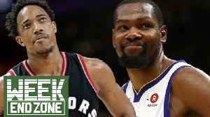 Was Demar DeRozan SHADED By The Raptors? Is Kevin Durant SOFT? | WEZ [Video]