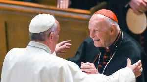 News video: Pope Francis Accepts Resignation Of Controversial Cardinal