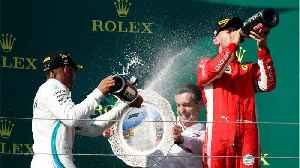 Lewis Hamilton Wins Hungarian Grand Prix [Video]