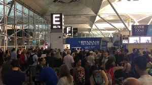 Long Queues Reported in London Airports as Storms Cause Travel Disruption [Video]