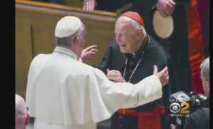 News video: Cardinal McCarrick Out Amid Abuse Allegations