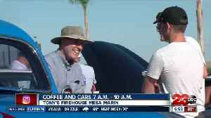 Coffee and Cars Sunday morning in NE Bakersfield [Video]