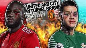 Manchester United & City Players To Face Bans For Derby Day Fight?!   W&L [Video]