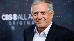Alam Mater Removes Les Moonves' Name Removed From Website [Video]