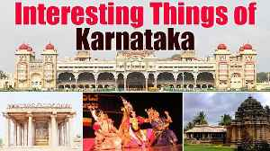 Karnataka: 10 Things the city is famous for   Boldsky [Video]