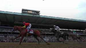 Triple Crown Controversy: Another Horse May Have Helped Justify Win [Video]