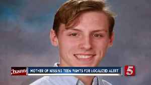 Mother Of Missing Teen Fights For Local Alert [Video]