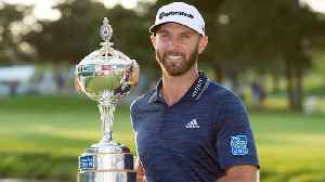 American Dustin Johnson felt Canadian love as he won the Open [Video]