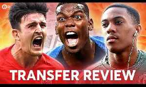 MAGUIRE, MARTIAL, POGBA! Manchester United Transfer News Review [Video]