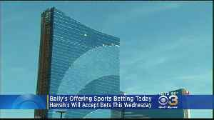 Caesars Launching Sports Betting In New Jersey [Video]
