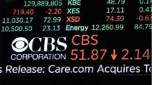 News video: CBS Lost $1.5 Billion In Stock Value